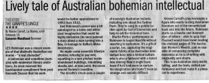 The Melbourne Age Feb '13