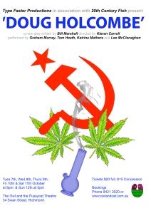 Bill Marshall's latest play